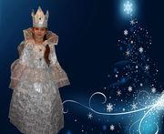 Карнавальный костюм Снежная королева