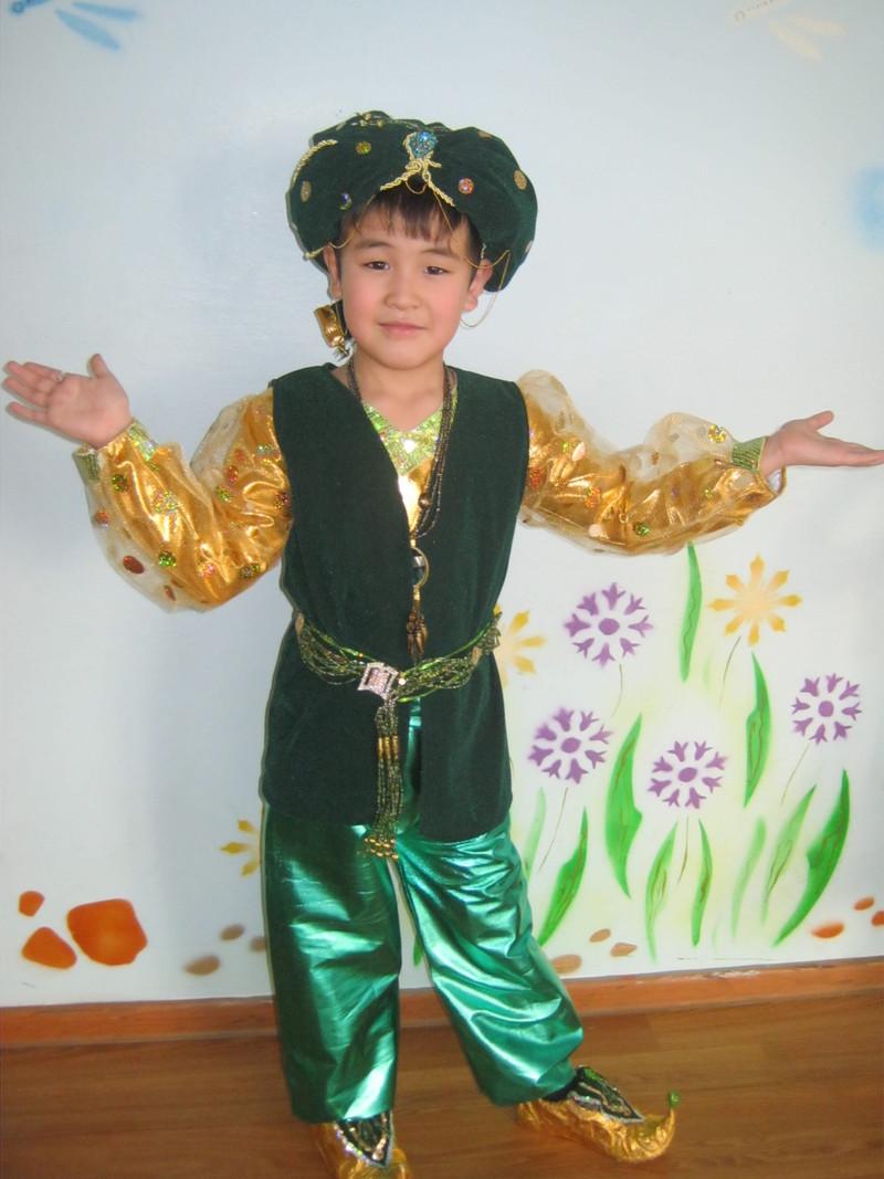 Костюм султана своими руками для мальчика