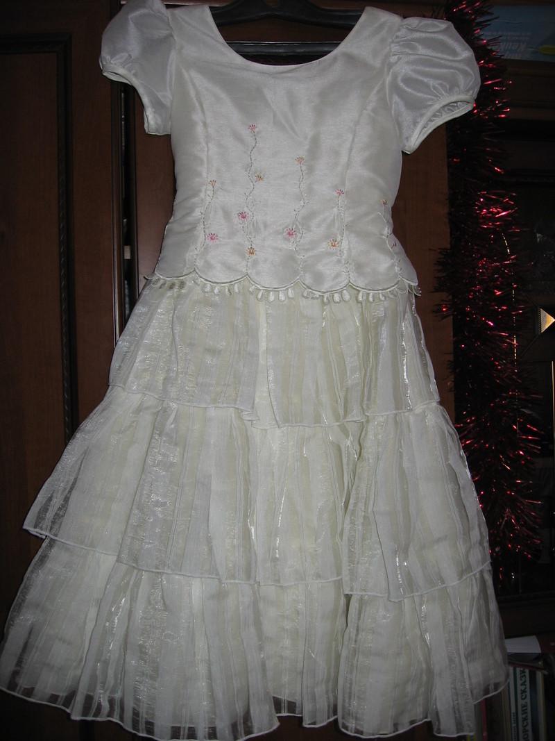 детские нарядные платья для платья