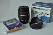 Продам объектив Tamron AF 18-200 mm f/3.5-6.3 XR Астана