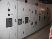 Электрощитовое оборудование. Шинопровод. Трансформаторы. РУ-0, 4 кВ. АВ