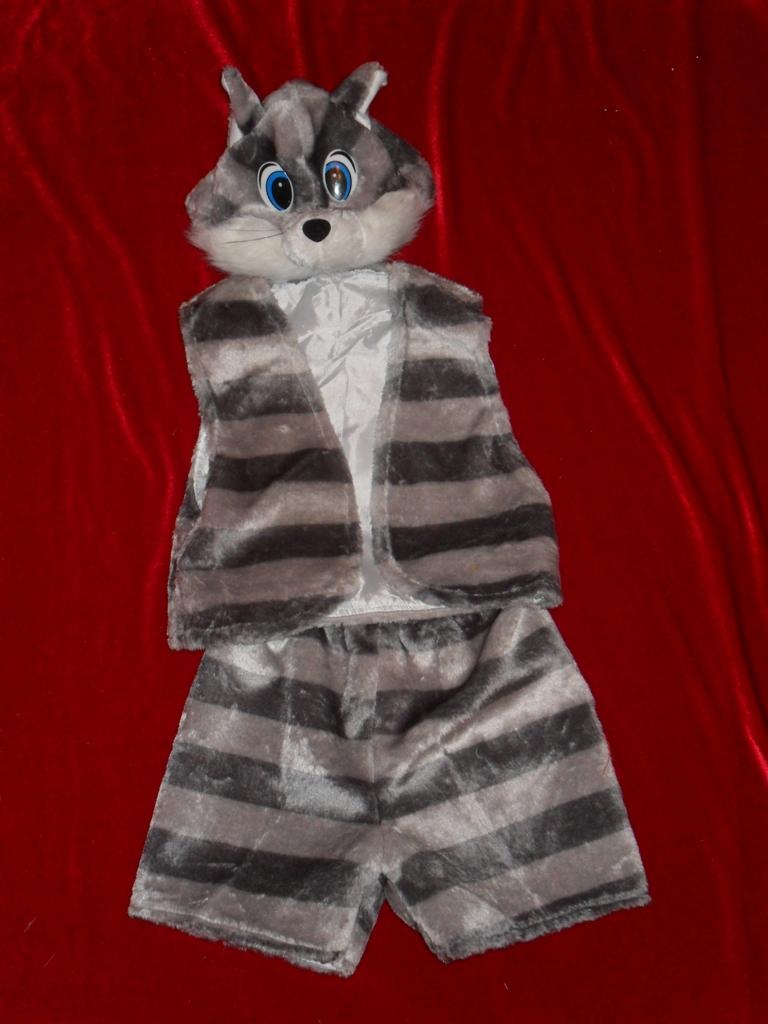 Как сделать костюм кота матроскина