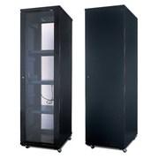 Серверный шкаф 42U 600*800*2055 Черный,  укомплектованный