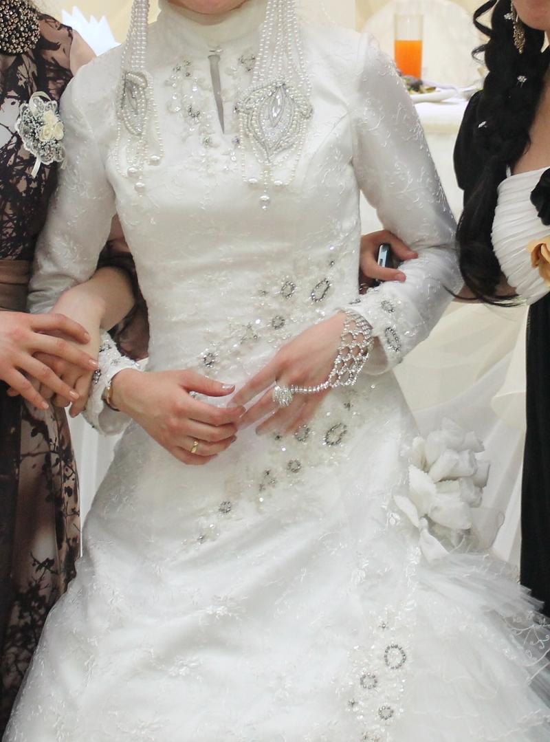 Свадебные Платья Мусульманские Купить