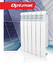 Алюминиевый Радиатор RoyalThermo Optimal 350