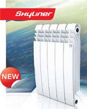 Алюминиевый Радиатор Royal Thermo Skyliner 350