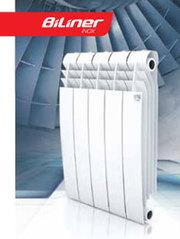 Биметаллический радиатор BiLiner Inox 350(из нержавеющей стали!!!)