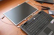 Ремонт ноутбуков,  замена матрицы(экрана, дисплея)  в Астане