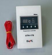 Терморегулятор UTH-170 (для теплого пола)