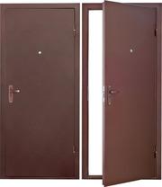 Двери металлические входные в Астане