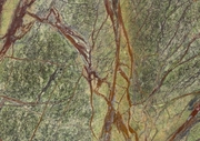 Индийский мрамор Bidasar Green