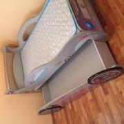 Срочно !!! Продам детскую кроватку - машинку