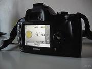 Продам камеру Nikon D60 body