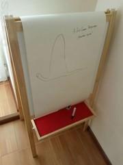 Новая детская доска-мольберт для рисования IKEA