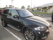 Bmw X 5 2010 модельного черного цвета полном опции , ..