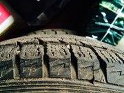 Продам зимние шины Dunlop Graspic DS2 2 штуки
