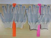 Рабочие ХБ перчатки с ПВХ