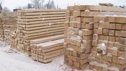 Лесоматериалы хвойной породы из Урала хорошего качества по достойной ц