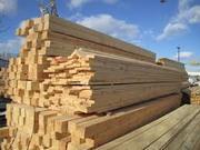 Поставим пиломатериалы из Сибирских пород дерева