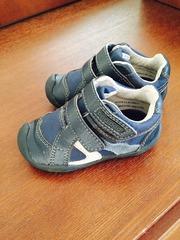 Весенне-осенние ботинки на мальчика 21 размер