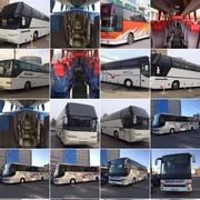 Заказать автобус для поездки в Боровое,  Зеренду и другие зоны отдыха