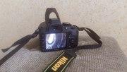 Фотоаппарат Nikon D3100 в идеальном состоянии состоянии