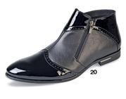 Оптовая и розничная продажа кожаной обуви ТМ MIDA по Казахстану