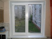 окна,  металлопастиковые окна,  окна ПВХ
