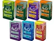 Сухие строительные смеси AlinEX