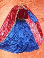 Карнавальный костюм Анна из м/м Холодное сердце
