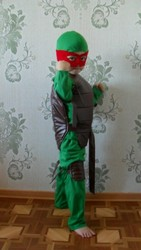 Карнавальный костюм Черепашка-Ниндзя