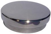 Заглушка стальная нержавеющая по DIN 2617