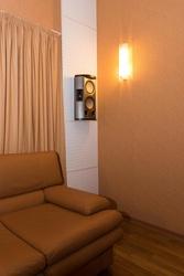 Встроенная акустическая система для детских комнат и холла