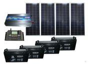 Солнечная батарея Астана 3, 0кВт/сут