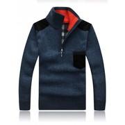 Шерстяной свитер мужской