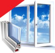 Пластиковые окна,  двери,  балконы в Астане