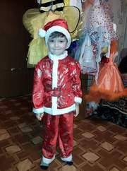 Карнавальный костюм Санта-Клаус