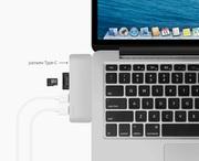 Многопортовый цифровой адаптер для Macbook