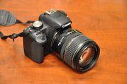 Фотоаппарат Canon EOS 550D 17-85mm