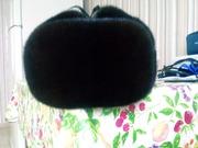 шапка ушанка норка мужская