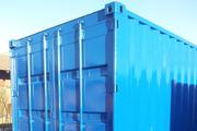 Покраска контейнеров