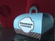 Печенья от omnomnomcookies