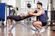 Персональные занятия с фитнес тренером
