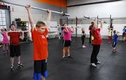 Функциональные тренировки для детей