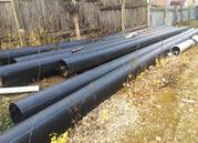Трубы ПНД,  отходы полиэтиленовых труб ПНД