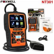 Автомобильный Сканер Foxwell NT301 OBD2