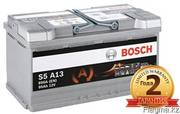 Аккумулятор BOSCH AGM 0092S5A130 Гелевый