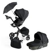 Stokke Xplory V4 полная коляска + люлька - полная версия