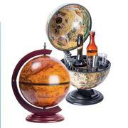 Деревянный глобус бар! Стильный подарок для руководителя