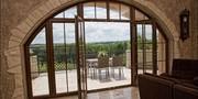 Дерево-алюминиевые окна из Сосны